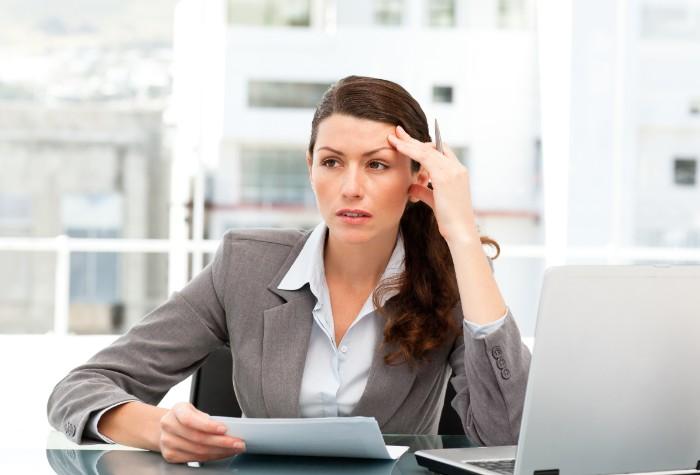 マイナビ会計士を利用している人のデメリットのイメージ