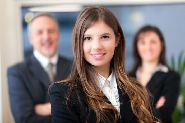 会計事務の仕事内容をきついと思っている女性のimage