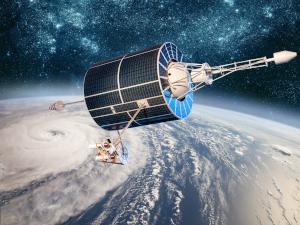 例えば、宇宙機器のシステム開発に上流から携わる。