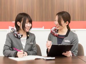 現在の産休取得者は17名、産休明け復帰者は20名。 男女ともに、長く安心して働ける職場です。