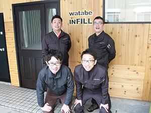 北海道に本社を置き50周年をむかえる安定企業! 大手クライアント様との安定した取引実績が武器です!