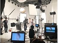 モデルの動画撮影なども行なっております。